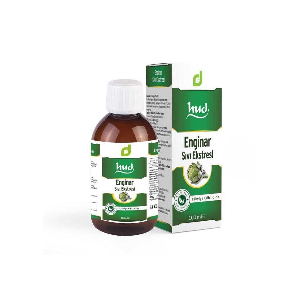 HudEnginar Sıvı Ekstresi 100 ml