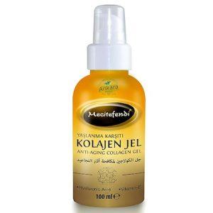 Kolajen Jel Mecitefendi Hyaluronic Acid E Vitamini Collagen 100ML