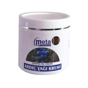 Meta Organik Ardıç Yağı Kremi Ardıç Kremi 500 ML