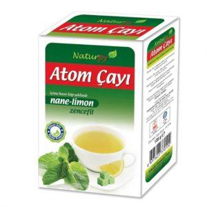 Naturpy Nane Limon Zencefil Atom Küp Çay 135 G