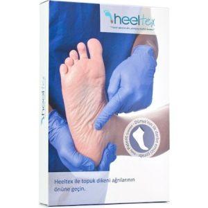 Topuk Dikeni Çorabı Silikon Destekli Özel Üretim 1 adet