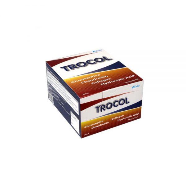 Trocol Glukozamin Kondroitin Kolajen 60 Saşe (300 gr)