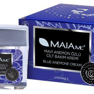 Maia MC MAVİ ANEMON CİLT BAKIM KREMİ 50 ML
