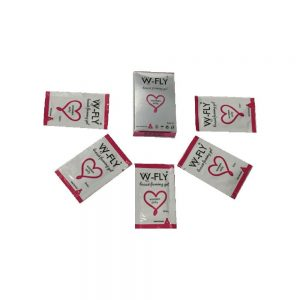 W-Fly Breast Firming Gel 5 x 5 ml Kutu