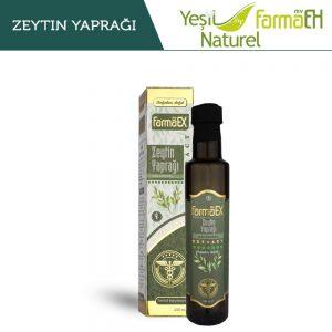 Zeytin Yaprağı Ekstraktı 250 ml FARMAEX