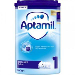 Aptamil 1 Akıllı Kutu Bebek Sütü 800 gr 0-6 Ay