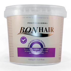 Bonhair Saç Açıcı Toz 1000ml Mavi Profesyonel