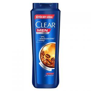 Clear Şampuan Men Saç Dökülmesine Karşı Etkin 600ml