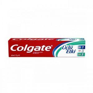 Colgate Diş Macunu Üç Etki 50ml
