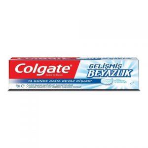 Colgate Gelişmiş Beyazlık Beyazlatıcı Diş Macunu 75ml