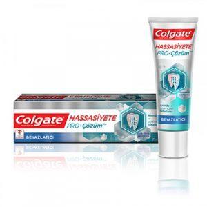 Colgate Pro Çözüm Hassasiyete Beyazlatıcı Diş Macunu 75ml