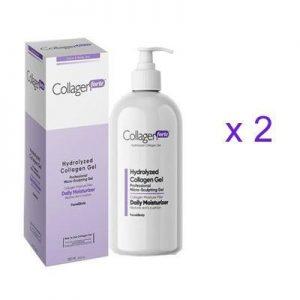 Collagen Forte Yüz Ve Vücut Jeli 250 ml 2'li Avantaj Paketi