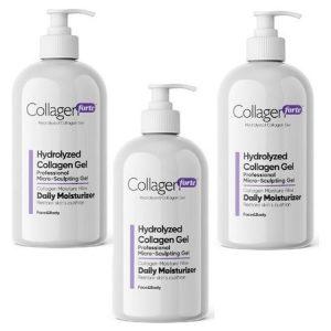 Collagen Forte Yüz ve Vücut Jeli 250 ml 3'lü Paketi