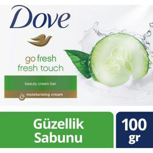 Dove Sabun 100gr Go Fresh Fresh Touch Salatalık Özlü