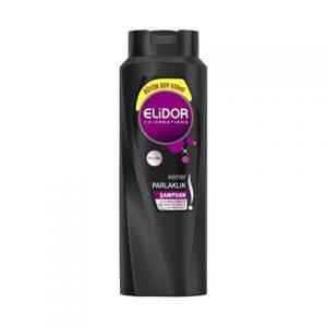 Elidor Şampuan 650ml Esmer Parlaklık