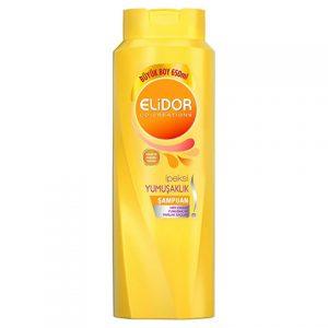 Elidor Şampuan 650ml İpeksi Yumuşaklık