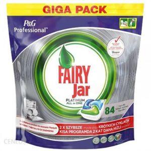Fairy Jar Platinium Bulaşık Makinesi Deterjanı 84lü