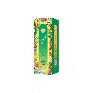Flute Amber, Apple, Bergamot, Cedarwood, Oda kokusu  25 x 8  Ad