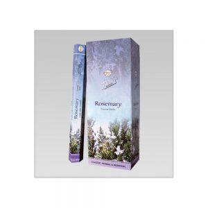 Flute  Biberiye Rosemary oda kokusu çubuk tütsü 6x20 Adet
