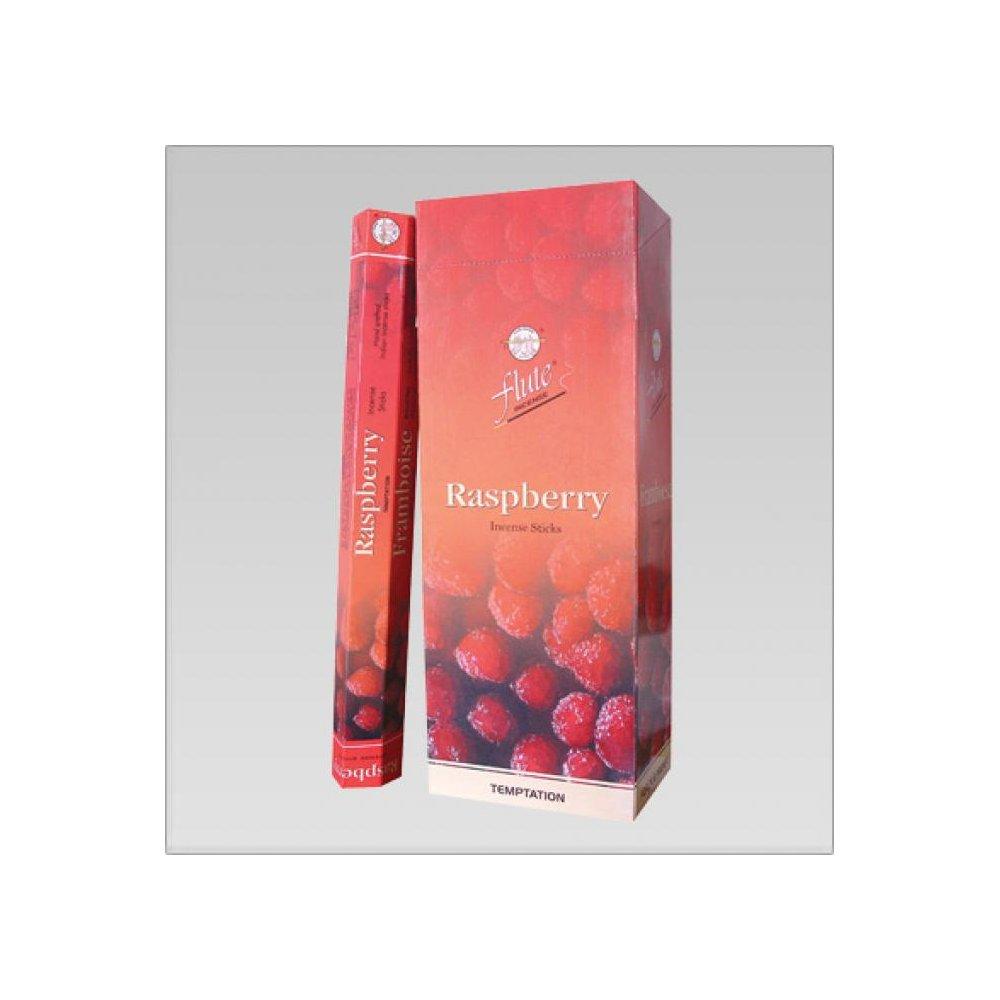 Flute Dağ Çileği Raspberry oda kokusu çubuk tütsü 6x20 Adet