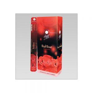 Flute Kırmızı Gül Red Rose Oda kokusu çubuk tütsü 6x20 Adet