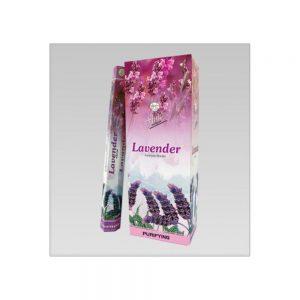 Flute  Lavanta Lavender oda kokusu çubuk tütsü 6 x20 adet