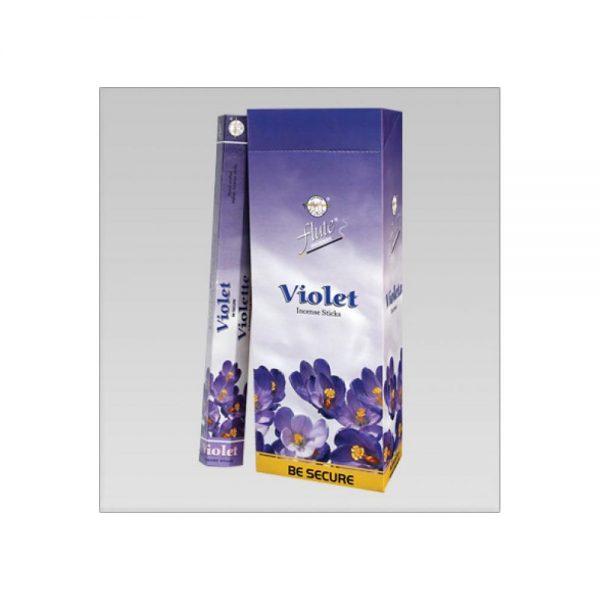 Flute  Menekşe Violet oda kokusu çubuk tütsü 6 x20 Adet