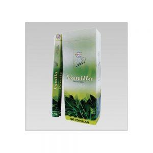 Flute  Vanilya  Vanilla oda kokusu çubuk tütsü 6x20 Adet