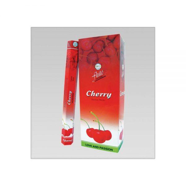Flute Vişne Cherry çubuk tütsü 6x20 adet