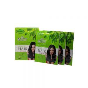 Go Perfect Renklendirici Saç Şampuanı  Siyah 10x30 (1.0) 1 KUTU