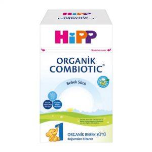 Hipp 1 Organik Combiotic Bebek Sütü 800gr Bebek Maması