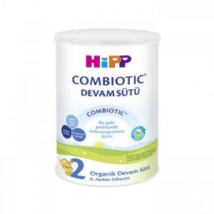 Hipp 2 Organik Combiotic Devam Sütü 350gr Bebek Maması