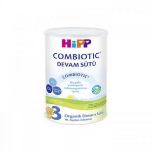 Hipp 3 Organik Combiotic Devam Sütü 350gr Bebek Maması