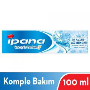 İPANA KOMPLE 7 DİŞ MACUNU 100ml FERAH NANE