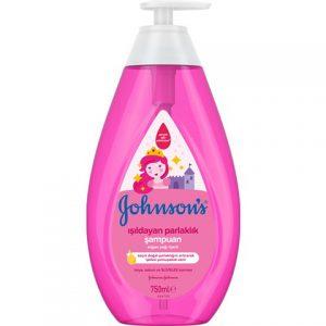 Johnsons Bebek Işıldayan Parlaklık Şampuan 750 ml