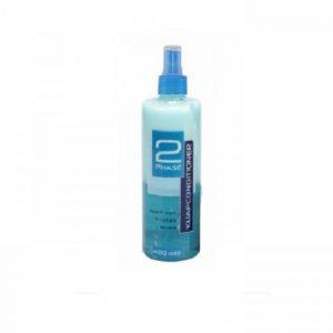 Kuaf Fön Suyu Conditioner Çift Fazlı 400ml Mavi Pro Vitamin B5