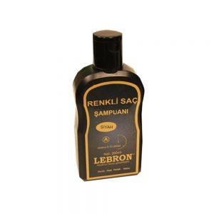 Lebron Renkli Saç Şampuanı Siyah 400 ml avrupa satış