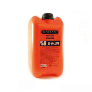 Morfose Oksidan Krem 4 Kg 30 Vol %9