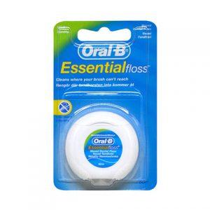 Oral B Diş İpi Essential Floss 50m Naneli