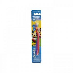 Oral B Pro Expert Stages Çocuk Diş Fırçası 2-4 Yaş