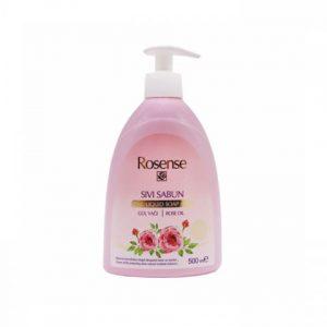 Rosense Sıvı Sabun Gül Yağlı 500ml
