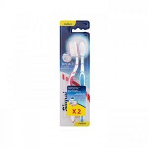 Signal Diş Fırçası Double Care Clean 1+1