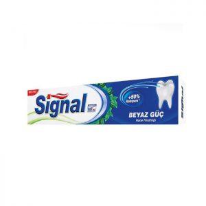 Signal Diş Macunu Beyaz Güç Naneli 100 Ml
