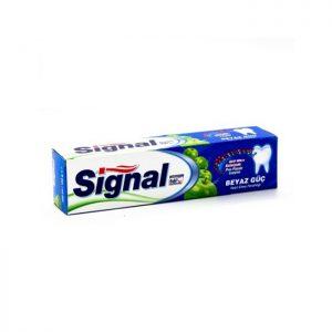 Signal Diş Macunu Beyaz Güç Yeşil Elma 100 ml