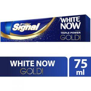 Signal White Now Gold Diş Macunu 75ml