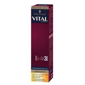 Vital Colors Saç Boyası Siyah 1-0