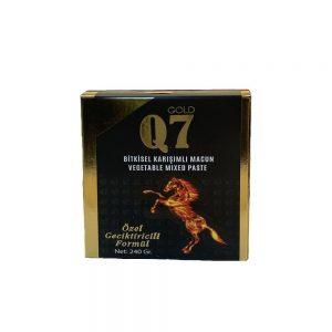 Gold Q7 macunu 240 gram