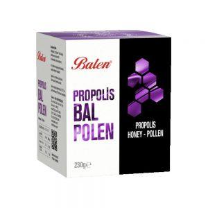 Balen Bal & Polen & Propolis Karışımı 230 gr