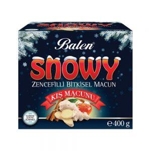 Balen Snowy  Ballı zencefilli kış macunu 400 gr
