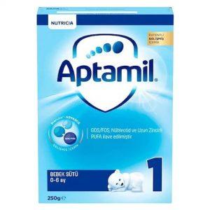 Aptamil 1 Bebek Sütü 0-6 Ay 250gr
